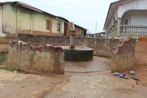 The Water Project: Lungi, Masoila, Lower Kamara St Mosque -  Main Well