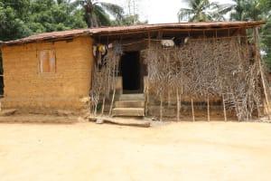 The Water Project: Kamasondo, Makontho Village -  Household