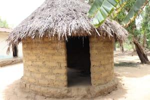 The Water Project: Kamasondo, Makontho Village -  Kitchen