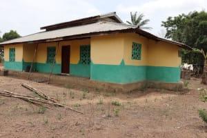The Water Project: Kamasondo, Makontho Village -  Mosque