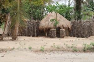 The Water Project: Kamasondo, Makontho Village -  Secret Sociey House