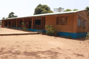 The Water Project: Lungi, Tintafor, Mother Teresa's Pre-Primary School -  Nursery School Building