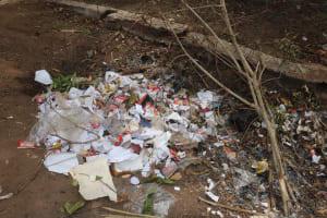 The Water Project: Saint Paul's Roman Catholic Primary School -  Garbage