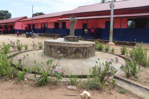 The Water Project: Saint Paul's Roman Catholic Primary School -  Main Well