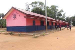 The Water Project: Saint Paul's Roman Catholic Primary School -  School Building