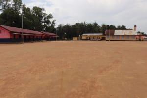 The Water Project: Saint Paul's Roman Catholic Primary School -  School Landscape