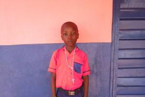 The Water Project: Saint Paul's Roman Catholic Primary School -  Student Komrabai