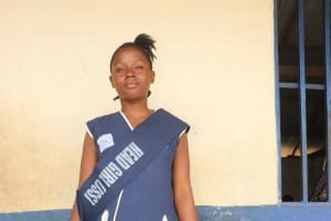 The Water Project: Kingsway Secondary School -  Fatmata