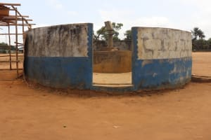 The Water Project: SLMC Primary School -  Main Well