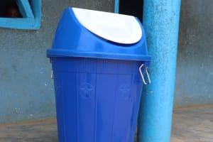 The Water Project: SLMC Primary School -  Trash Bin