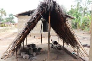 The Water Project: Kamasondo, Raka Village -  Kitchen