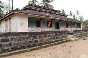 The Water Project: Kamasondo, Raka Village -  Mosque