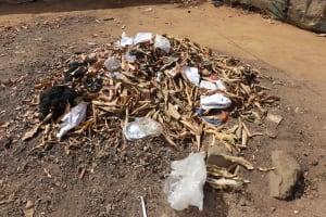 The Water Project: Rotifunk, #4 Abidjan Street -  Garbage Pit