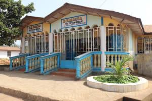 The Water Project: Rotifunk, #4 Abidjan Street -  Household