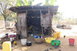 The Water Project: Rotifunk, #4 Abidjan Street -  Kitchen
