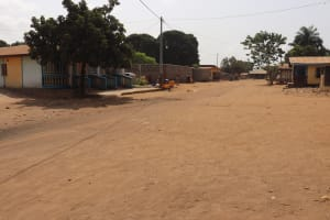 The Water Project: Rotifunk, #4 Abidjan Street -  Landscape