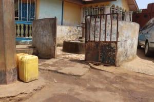 The Water Project: Rotifunk, #4 Abidjan Street -  Main Well
