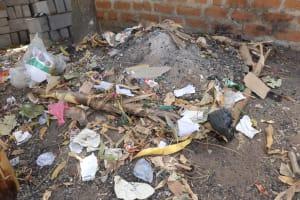 The Water Project: Rotifunk, #4 Abidjan Street -  Garbage