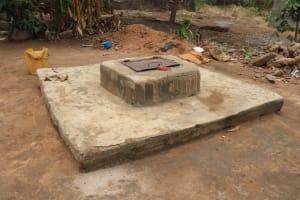 The Water Project: Masoila, 28 Conteh Street -  Alternate Water Source