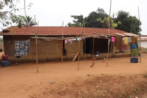 The Water Project: Masoila, 28 Conteh Street -  Household