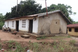 The Water Project: Masoila, 28 Conteh Street -  Mosque