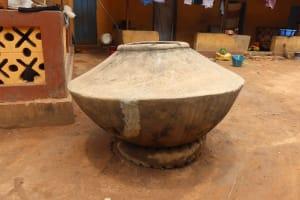 The Water Project: Masoila, 28 Conteh Street -  Water Storage