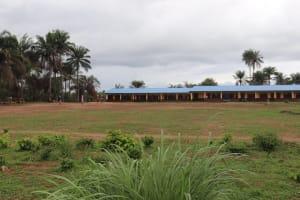 The Water Project: Lokomasama, Mapiterr, Al Kitab Primary School -  School Landscape