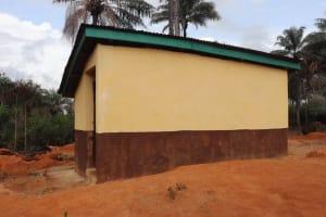 The Water Project: Lokomasama, Mapiterr, Al Kitab Primary School -  School Latrine