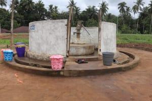 The Water Project: Lokomasama, Mapiterr, Al Kitab Primary School -  Alternate Water Source