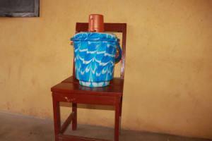The Water Project: Lokomasama, Mapiterr, Al Kitab Primary School -  Storage In Classroom