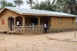 The Water Project: Kamasondo, Feradugu Village -  Household