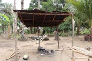 The Water Project: Kamasondo, Feradugu Village -  Kitchen