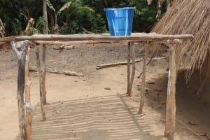 The Water Project: Kamasondo, Makontho Village -  Dish Rack