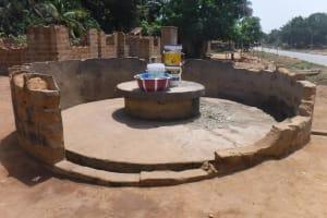 The Water Project: Saint Paul's Roman Catholic Primary School -  Alternate Water Source