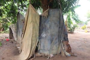 The Water Project: Masoila, 28 Conteh Street -  Bath Shelter