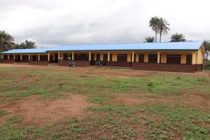 The Water Project: Lokomasama, Mapiterr, Al Kitab Primary School -  School Building