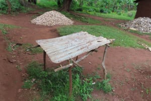 The Water Project: Isagara Primary School -  Dishrack
