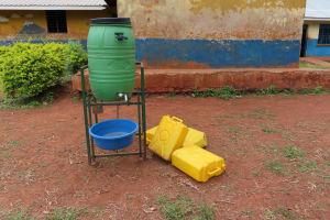 The Water Project: Isagara Primary School -  Handwashing But No Water