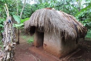 The Water Project: Isagara Primary School -  Latrines