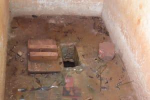 The Water Project: Isagara Primary School -  Latrines Inside