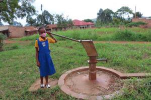 The Water Project: Isagara Primary School -  Broken Borehole