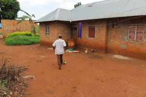 The Water Project: Isagara Primary School -  Family Home