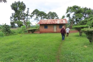 The Water Project: Isagara Primary School -  Local Household