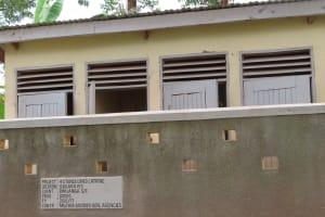 The Water Project: Isagara Primary School -  School Latrines