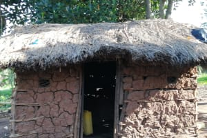The Water Project: Kyamaiso Community -  Kitchen