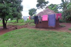 The Water Project: Kyamaiso Community -  Clothesline