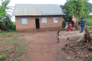 The Water Project: Kyamaiso Community -  Community Home