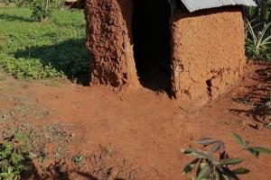 The Water Project: Kyamaiso Community -  Latrine