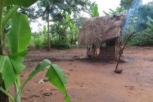 The Water Project: Kyamaiso Community -  Small Kitchen