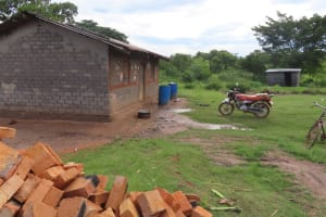 The Water Project: Kyamaiso Community -  Storage Containers